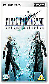 Final Fantasy VII - Advent Children (UMD, 2010, Animated)