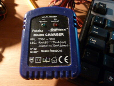 FUTABA Charger - MB 82C03 Rx/Tx