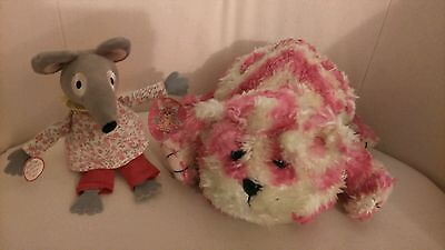Bagpuss & New Musical Singing  Millie Mouse