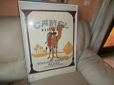 Affiche - Poster : TINTIN Camel