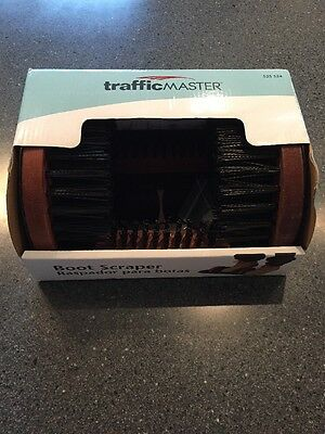 Shoe Care Kits Sets Boot Scraper Scrubber by Traffic Master