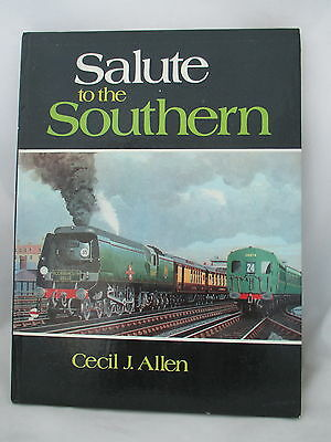 Salute To The Southern. Southern Railway. British Railways Southern Region