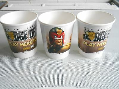 Judge Dredd Takeaway Cup (2000AD)
