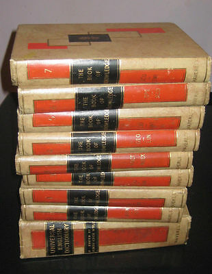 The Book of Knowledge Waverley collection