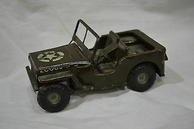 triang toys jeep