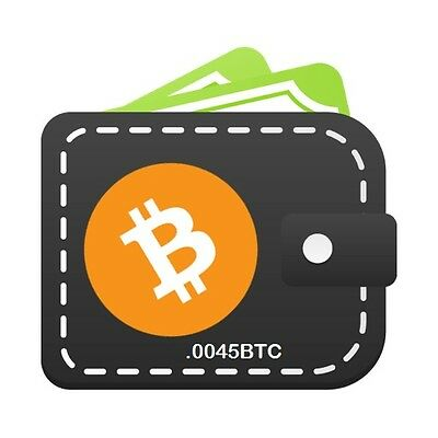 .0045 BTC Crypto currency Direct to Your Wallet! Bitcoin