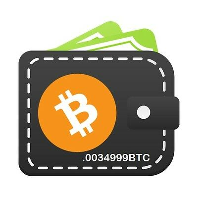 .0034999 BTC Crypto currency Direct to Your Wallet! Bitcoin