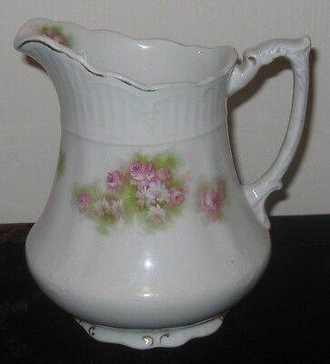 "Vintage W H Grindley Albion Pattern 6"" Milk Pitcher Excellent Used Condition"