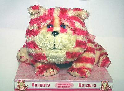 Bagpuss 30th Anniversary Collectible Soft Toy - Rare Limited Edition
