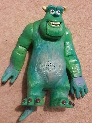 """Monsters Inc 11"""" Moving Super Scare Sulley / With Pullstring"""