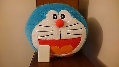 Japanese Anime Doraemon Pillow Head Plush Brand New with tag