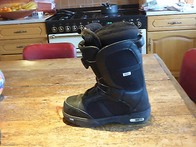 Snowboard Boots Size UK 6 US 8.5
