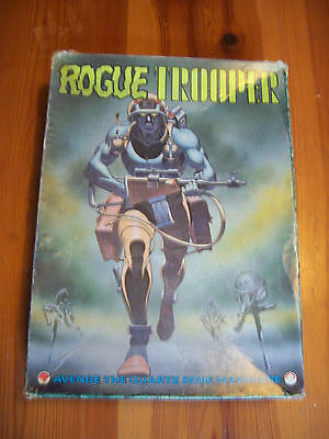 Rogue Trooper board game 2000AD