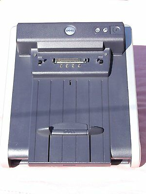 Dell Docking Station D-View Stand Port Replicator PR01X & Power Supply PA-10