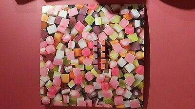Dolly Mixture Sweet Print Magnet Board