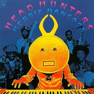 Herbie Hancock - Headhunters 180g vinyl LP NEW/SEALED