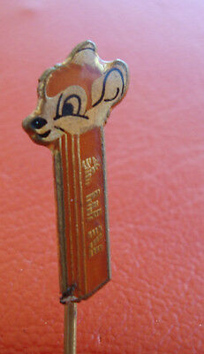PIN Anstecknadel PEZ World Disney Mickey Mouse Pluto Bugs Bunny vintage 5 SALE