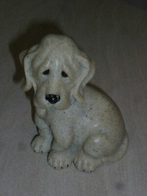 Quarry Critters Collectable Dog / Peewee / Second Nature Design...