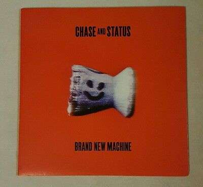 Chase and Status - Brand New Machine - Ram Records MINT 2 x 12""