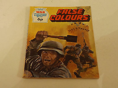 WAR PICTURE LIBRARY NO 768!,dated 1972!,GOOD for age,great 45!YEAR OLD issue.