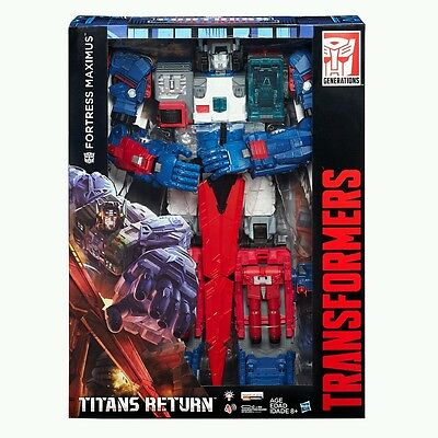 Transformers Fortress Maximus SDCC - 58cm !!! NEU !!!