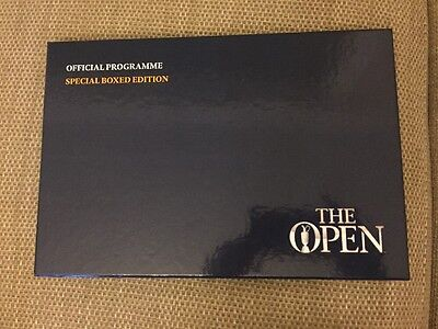 Official Programme The Open 145th Royal Troon