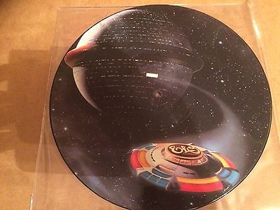 """Elo - Ticket To The Moon 12"""" Picture Disc Orig 1981  Jet  Jetp 12018  Mint"""
