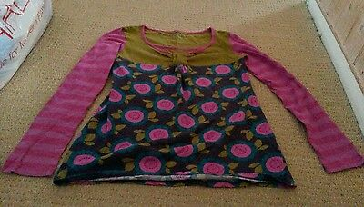 Next girls long sleeved top, age 11
