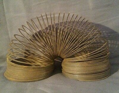 Steel Slinky Collectible Vintage Toy