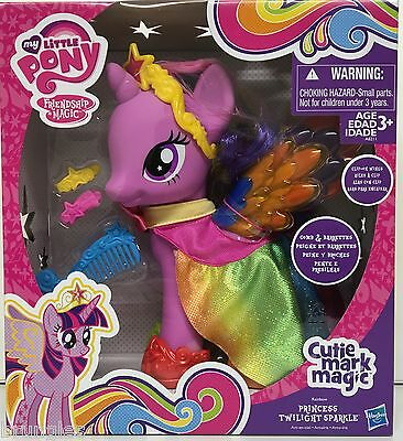 My Little Pony Rainbow Princess Twilight Sparkle Figure    RARE IN THE UK
