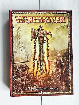 Warhammer Fantasy Rule Book - 2009 Edition Hardback