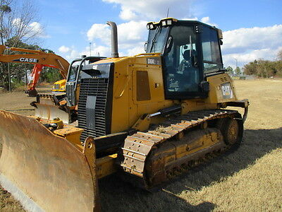 2013 Caterpillar D6K2 LT with Cab 6 way blade rippers