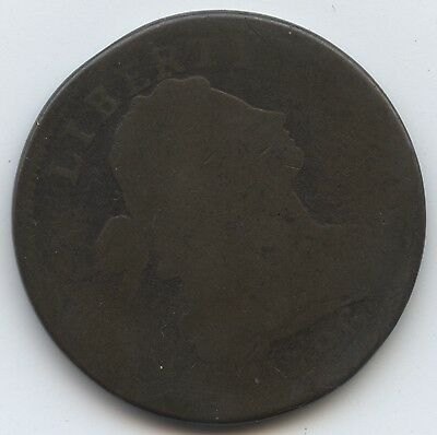 1796 Drapped Bust Large Cent!!