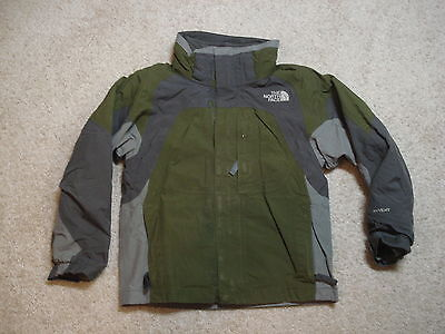 Boys Boy's Youth The North Face Hyvent shell fleece 3 in 1  jacket coat S Small