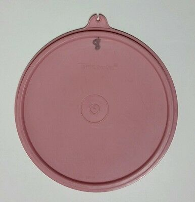 "TUPPERWARE REPLACEMENT Pink ""C"" SEAL/LID (SEAL ONLY) 227"