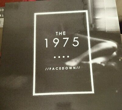 "The 1975 - Facedown Limited Edition White 12"" Vinyl EP"