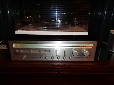 Vintage 1979 Yamaha Natural Sound CR-1040 Stereo Receiver