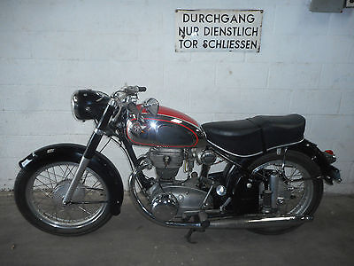1954 Other Makes  1954 HOREX REGINA 350 older restoration Nice and ready to ride