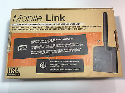 Generac Mobile Link Cellular Remote Monitoring For Standby Generator 6463