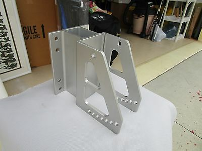Marine-Boating-Sailing-Cast Aluminum Outboard Motor Bracket