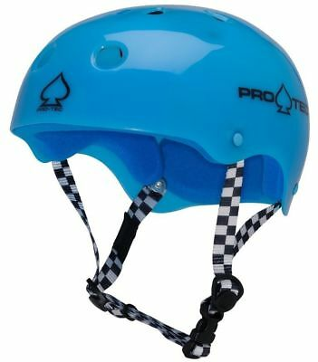 Protec Classic Skate Helmet - Gumball Blue - Size Xl - Skate Scooter