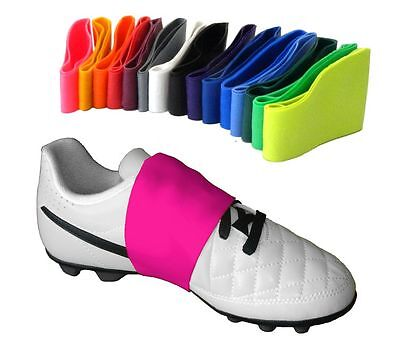 Lace Covers Soccer Shoe Boot Bands Shoelace Hot Spots Sweet Spot AFL Rugby
