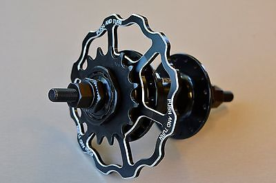 Affix FREEFIX Hub Fixie cassette hub fixed or freewheel 1 sprocket