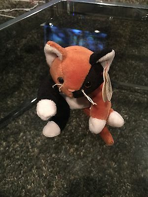 ty beanie babies Cat Chip
