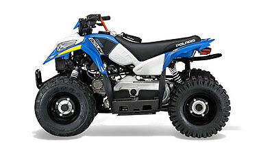 POLARIS OUTLAW 50cc - 1x LEFT - VOODOO BLUE - SAVE $400!