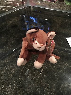 ty beanie babies Cat Pounce