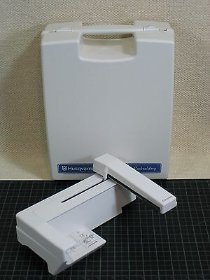 Husqvarna Viking #1+ 1250 Embroidery Attachment for Sewing Machine comes in Case