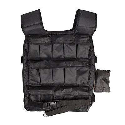 Randy and Travis Adjustable Weighted Vest 20 KG