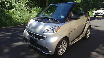 2015 Smart ELECTRIC DRIVE PASSION  FORTWO NO RESERVE FACTORY WARRANTY LIKE NEW PANORAMIC MOONROOF ELECTRIC DRIVE