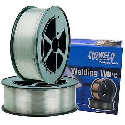 Cigweld WELDING WIRE 0.8mm Stainless Steel Suits The Gas Metal Arc *Aust Brand